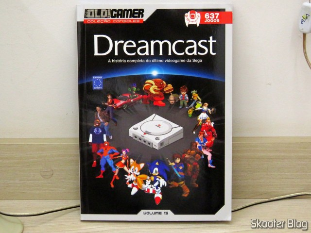 Dossiê OLD!Gamer: Dreamcast - Volume 15.