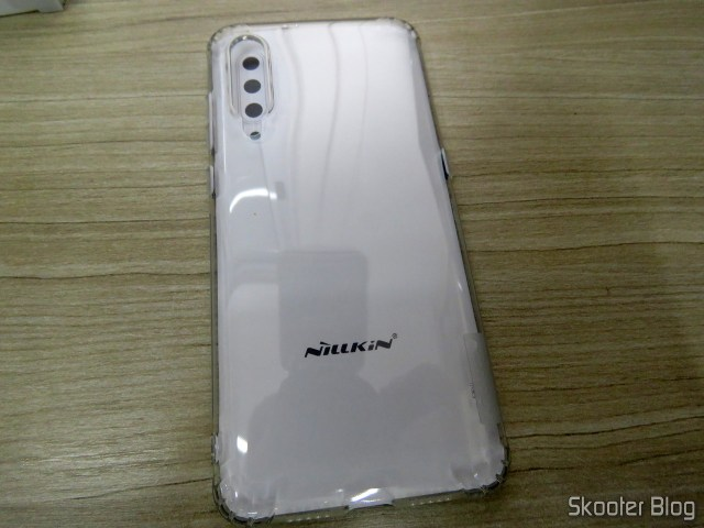 TPU Soft Nillkin Case for Xiaomi Mi 9.