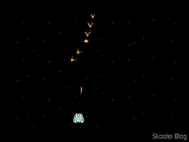 Astro Warrior - Master System.