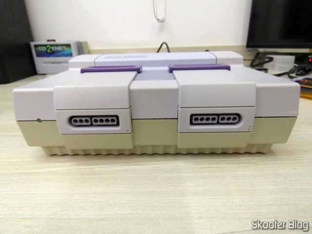 Parte frontal do Super Nintendo Original NTSC PCB SHVC-CPU-01 CPU/PPU1/PPU2 2/1/3.