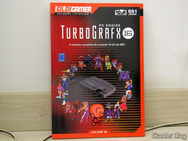 Dossiê OLD!Gamer: TurboGrafx-16 - Volume 16
