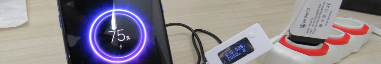 Teste do Carregador Sem Fio Rápido para Celular com 10W.