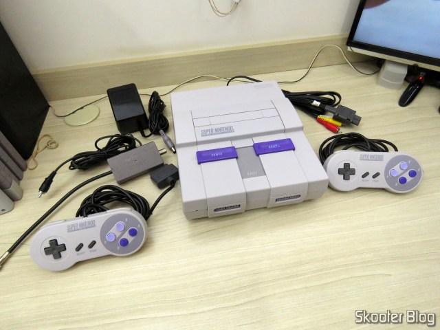 2º Super Nintendo Original NTSC PCB SHVC-CPU-01 CPU/PPU1/PPU2 2/1/3, agora completo.