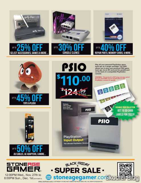 Black Friday 2019 na Stone Age Gamer - Page 4.