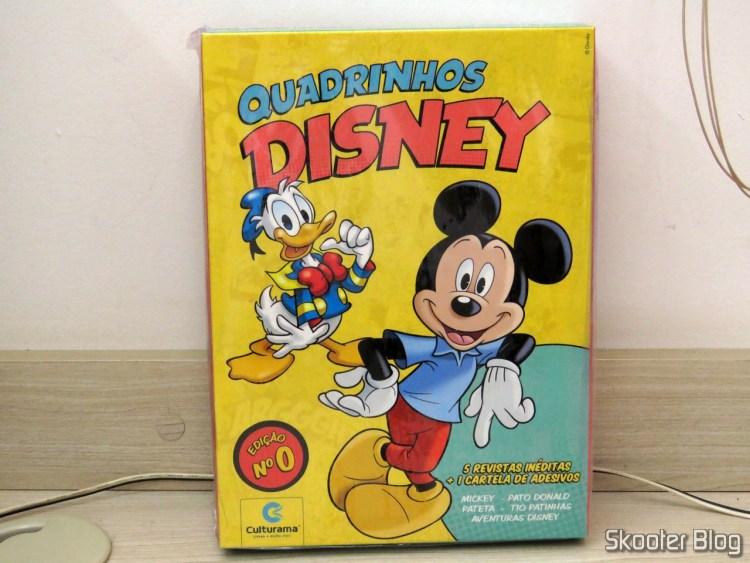 Box Disney Comics - Edition 0: 5 volumes