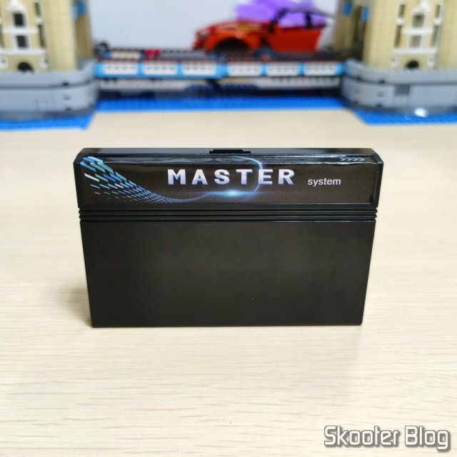 """Master Everdrive"" Chinês: Flash Cart para Master System na AliExpress"
