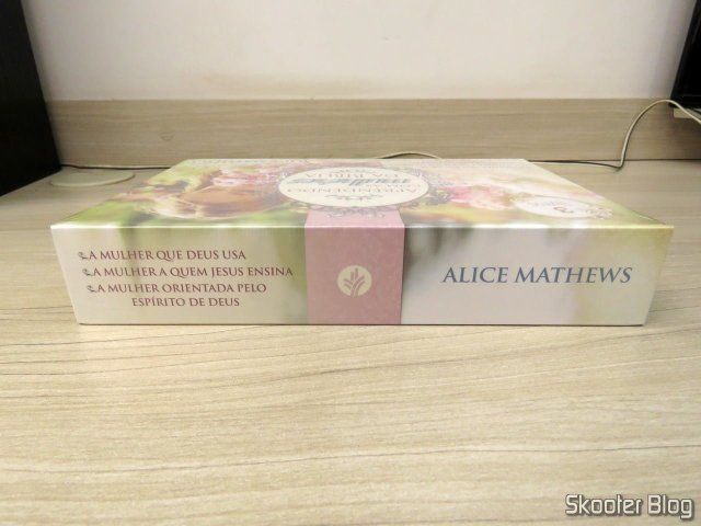 Box - Learning from Women of the Bible - 3 Vols. - Alice Mathews.