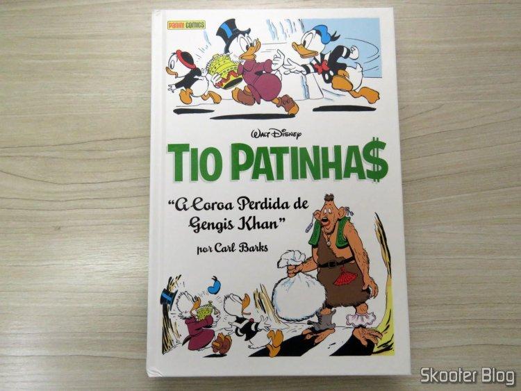 """""""A Coroa Perdida De Gengis Khan - Tio Patinhas Por Carl Barks""""."""
