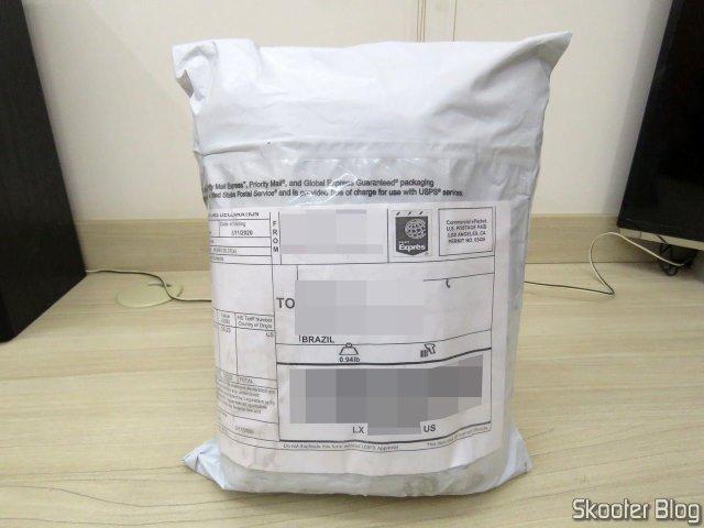 Armani 100 ml EDT Spray (Tester), no pacote da Envios Diretos.