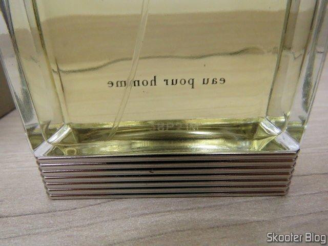 Frasco do Armani 100 ml EDT Spray (Tester), com o mesmo código da caixa.