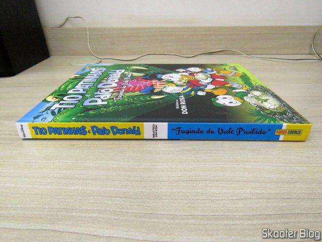 Tio Patinhas E Pato Donald: Fugindo Do Vale Proibido - Biblioteca Don Rosa - Vol. 8.