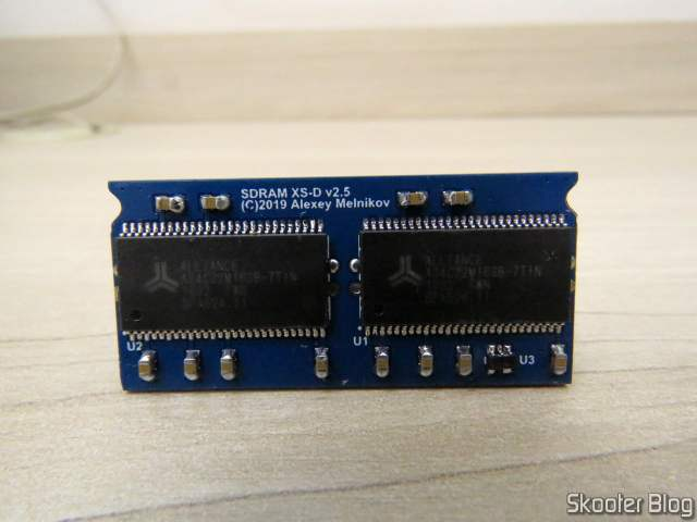 128MB SDRAM module for MiSTer FPGA.