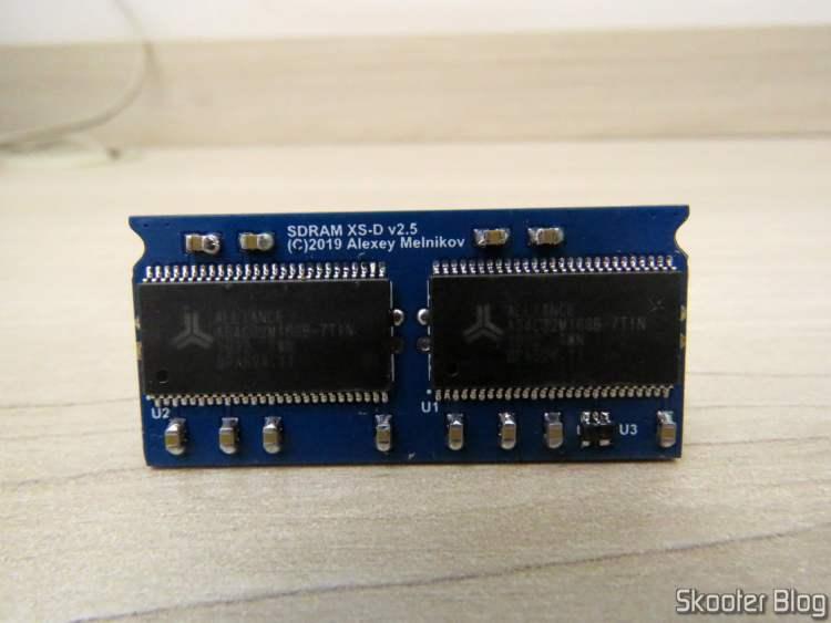 128MB SDRAM module for MiSTer FPGA.