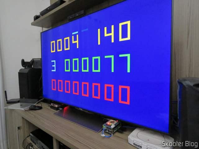 128MB SDRAM Module Test for MiSTer FPGA.