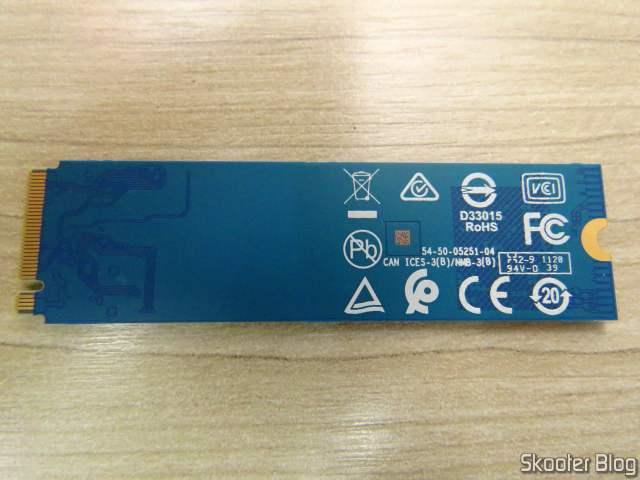 SSD Sandisk Ultra m.2 NVMe 3D 1TB 2280.
