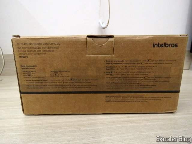 2º Intelbras TDMI 300, em sua embalagem.;