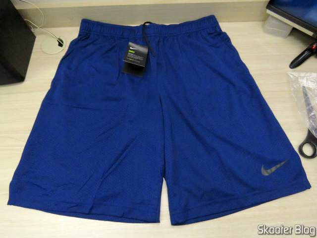 Short Nike Monster Mesh 4.0 Male Navy.