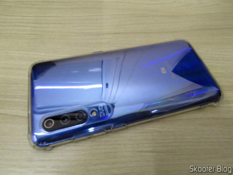 Back Cover for Xiaomi Mi 9 TCiCPC Soft TPU Case.