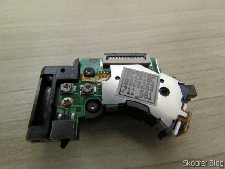 Leitor Laser de Substituição para Playstation 2 Slim (PS2 Slim) 70000 90000 PVR-802W.
