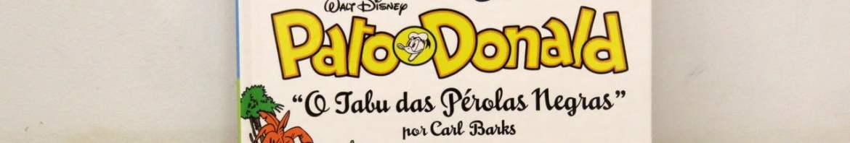 Pato Donald: O Tabu das Pérolas Negras - Coleção Carl Barks Vol. 19.