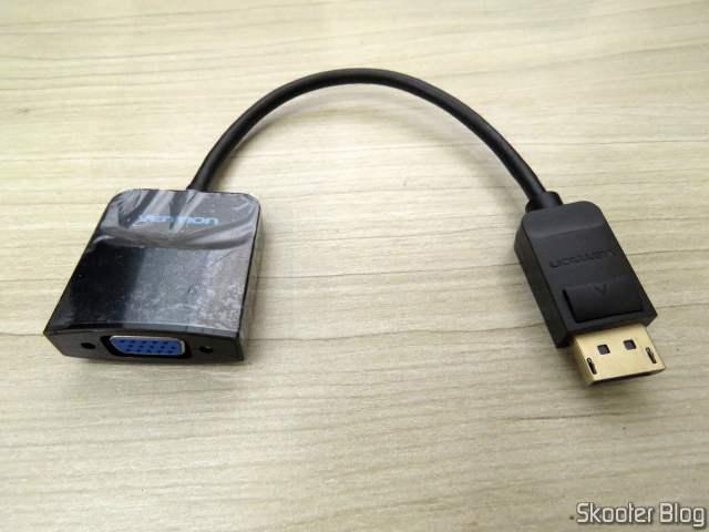 Adaptador de DisplayPort (DP) para VGA Vention.