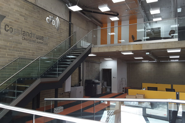 Commercial Glass Balustrades Kent