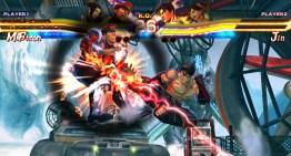 اضافة شخصيات جديدة ل Street Fighter X Tekken قادمة للحاسب