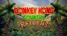"""لعبة """"Donkey Kong Country Return"""" على """"3DS"""""""