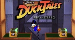 30 دقيقة لعب من النسخة المعاد اصدارها من DuckTales