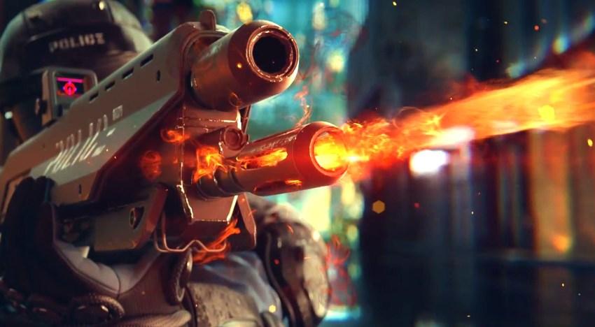 اشاعة : عالم لعبة Cyberpunk 2077  حجمه يماثل 4 اضعاف The Witcher 3 بكل محتوياتها الاضافية