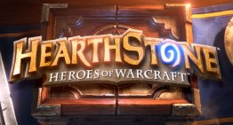 الاعلان عن لعبة Hearthstone Heroes of Warcraft
