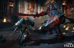 مجموعة صور جديدة للعبة الRPG القادمة للجيل الجديد Lords of the Fallen