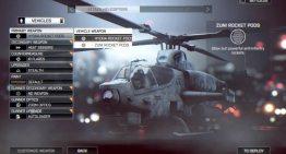 Battlefield 4 ستحتوي علي ساحة اختبار للمركبات