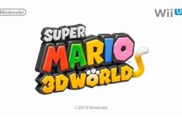 عرض تقديمي لـSuper Mario 3D world