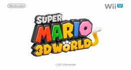 الاعلان عن Super Mario 3D World