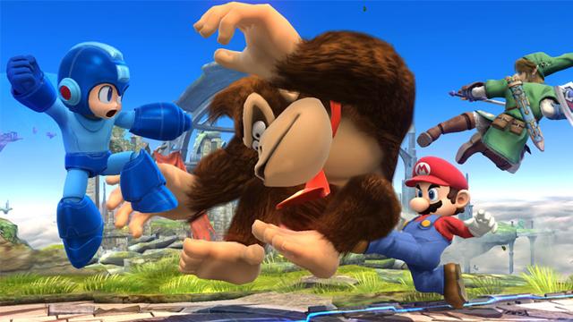 الإعلان عن جزء جديد من Super Smash Bros للـ Nintendo Switch