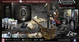 "لعبة ""Assassin's Creed IV"" سوف تصدر منها ""Limited Edition"" سوف تأتى مع تمثال ""Edward"""
