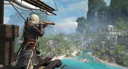 عرض للقدرات التقنية لـAssassin's Creed 4: Black Flag علي كروت الرسوميات الخاصة بـ GeForce GTX