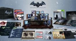 الاعلان عن نسخة Collector's Edition للعبة Batman: Arkham Origins