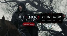 عد تنازلي يظهر علي الموقع الخاص بـThe Witcher 3: Wild Hunt