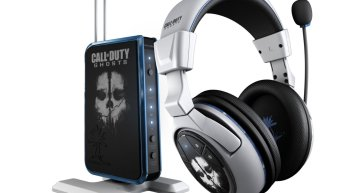 """Turtle Beach"" تعلن عن  3 سماعات لـ""Call of Duty: Ghosts"""