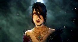 """فى لعبة """"Dragon Age: Inquisition"""" شخصية """"Morrigan"""" لن تكون من الشخصيات المرافقة لك ولكن سيكون لها دور محورى فى اللعبة"""