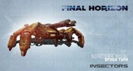 """لعبة """"Final Horizon: An extraterrestrial-rts"""" تم أعلانها لجهاز """"PS4"""" و """"PS Vita"""""""