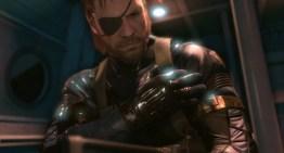 صور جديدة لـMetal Gear Solid V