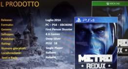 الاعلان عن Metro: Redux لاجهزة الجيل الجديد
