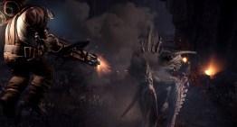 عرض لقصة لعبة Evolve