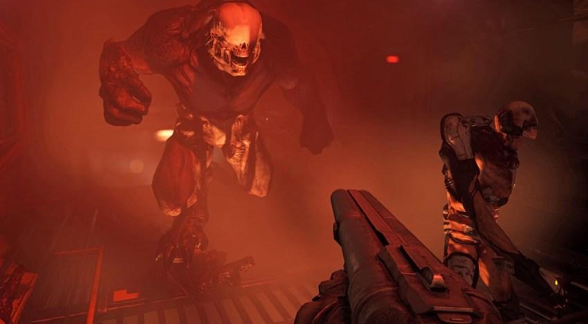 تحديد معاد نزول لعبة DOOM و عرض جديد للعبة