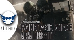 الانطباع عن Rainbow Six Siege Alpha