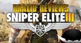 مراجعة Sniper Elite 3