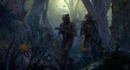 اول فيديو للعبة Areal  خليفة سلسلة S.T.A.L.K.E.R.